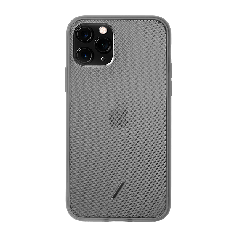 Clic View Iphone 11 Pro Case Smoke