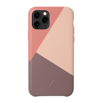 Clic Marquetry Iphone 11 Pro Case Rose