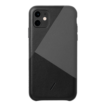Clic Marquetry Iphone 11 Case Black