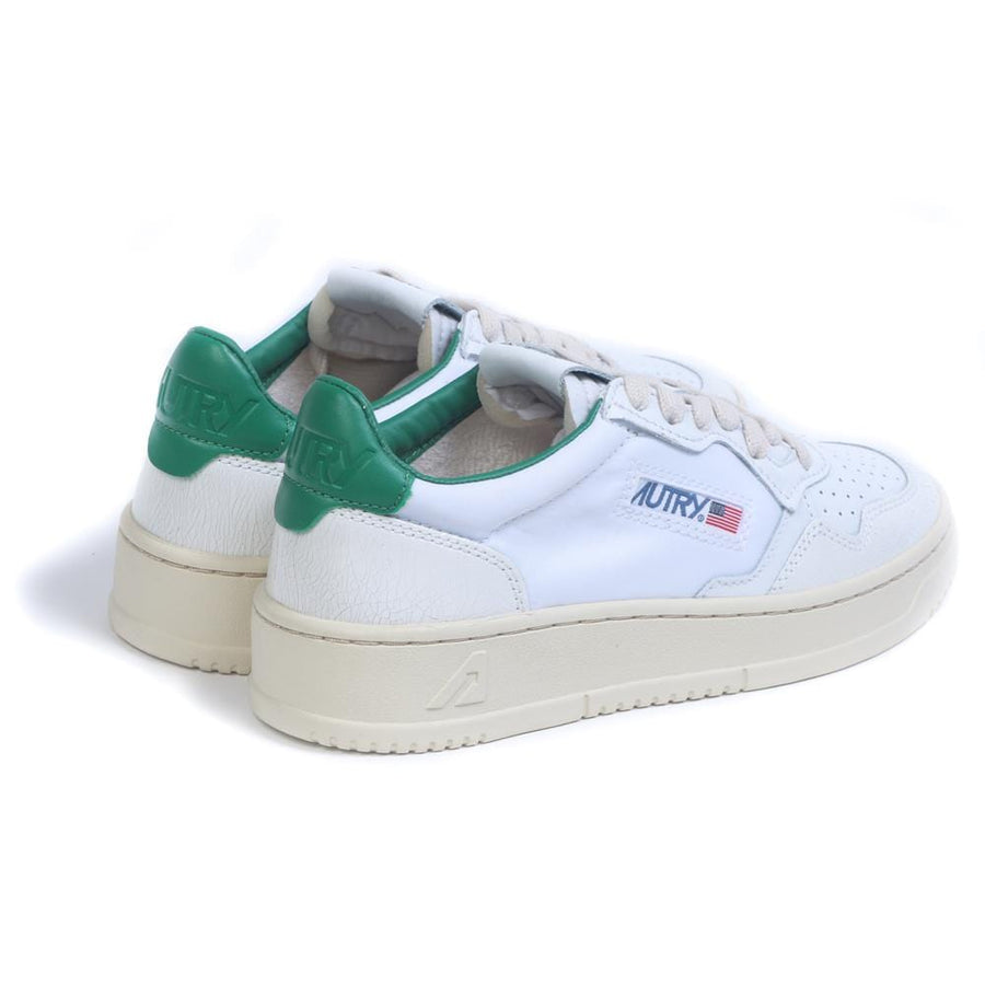 Low Man CN04 White / Green