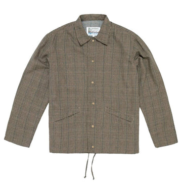Crammer Jacket Brown Check