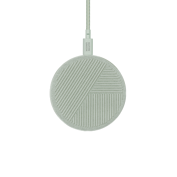 Native Union Drop Wireless Charger Fabric Sage