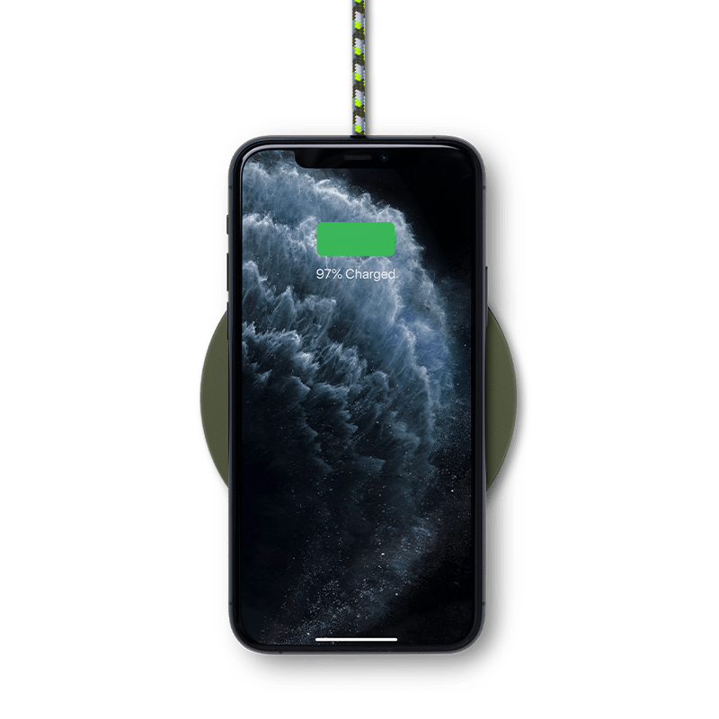 Native Union x Maison Kitsune Drop Wireless Charging Pad