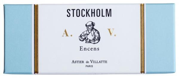 Incense Stockholm Box 125pcs