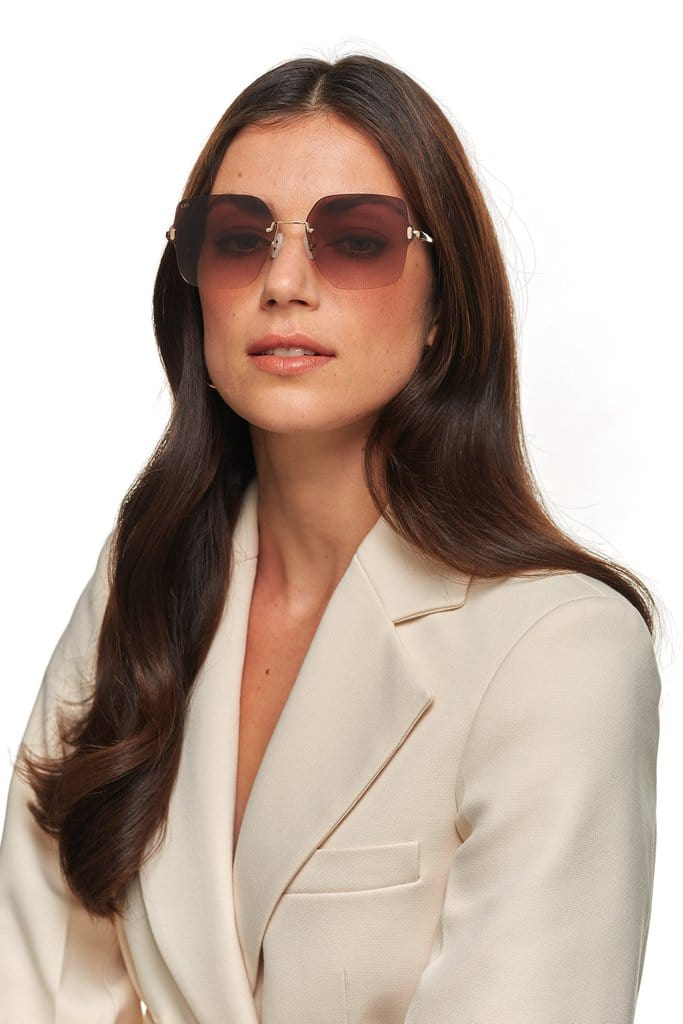 Sunglasses KP2 Diamond Champagne