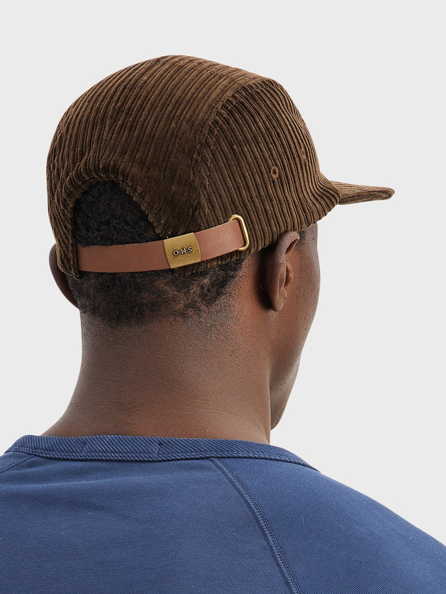 Cap Darrel Cord Coffee OS