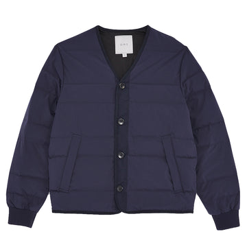 Jacket Crescent Puffy Navy
