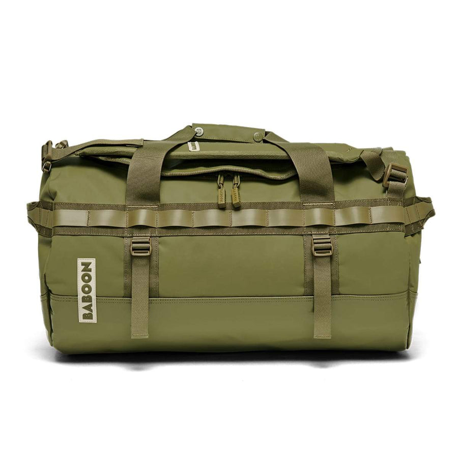 Go Bag Small Crocodile Green 40L