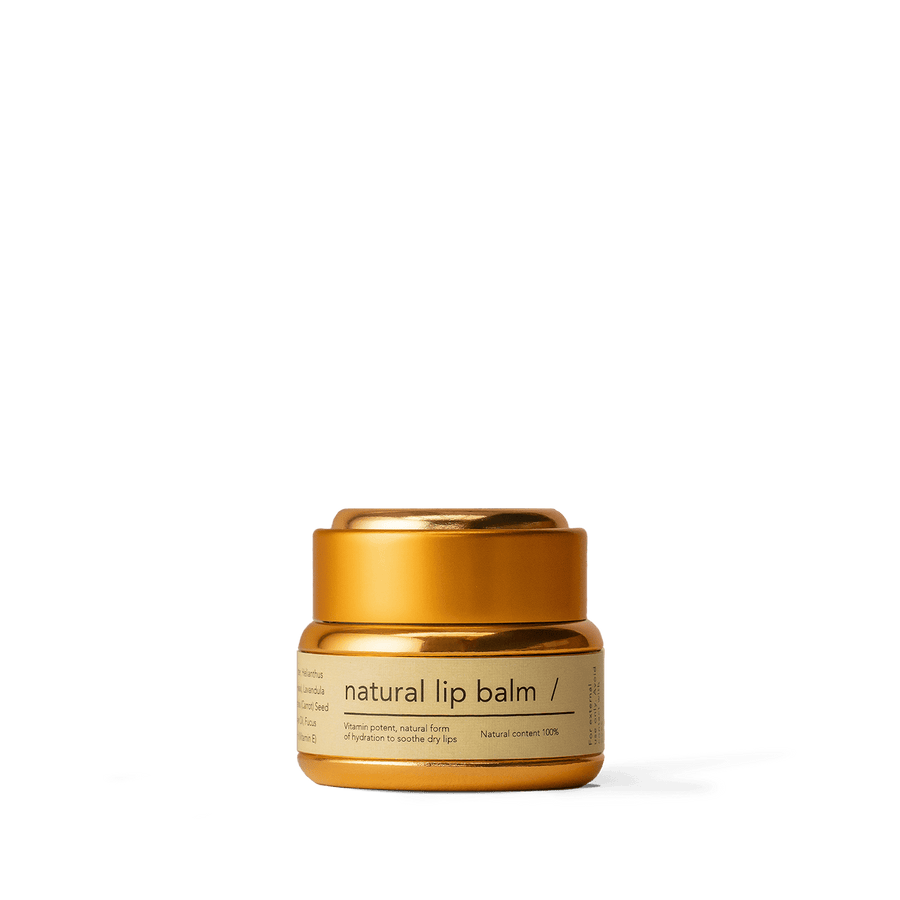 Natural Lip Balm 15ml