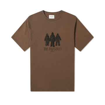 Invisibles T-Shirt Dark Green