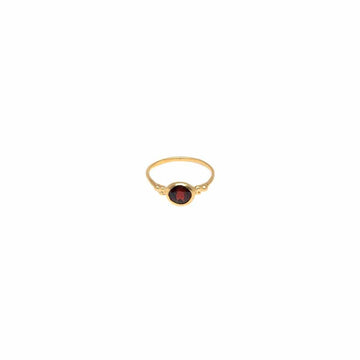 Ring Josephine (Red Garnet) - Size 49