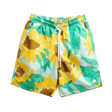 O.N.S x Leah Goren Sun Shower Swim Short Lt. Blue