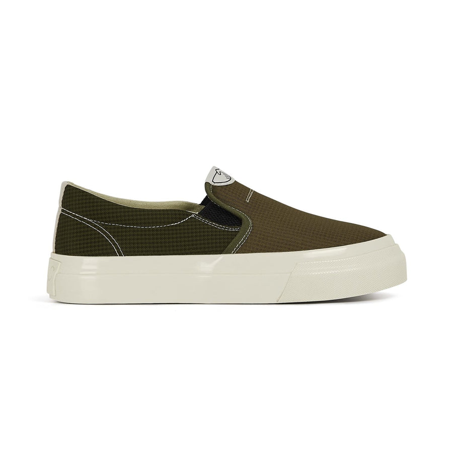 Lister L Mini-Check Nylon Olive mix (Women)