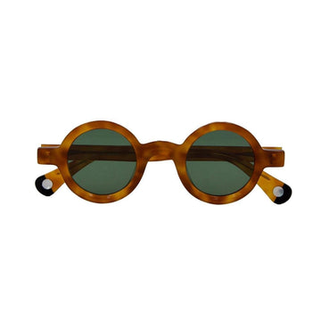 LL03 ECC Sunglasses Blonde / Polarizing Green