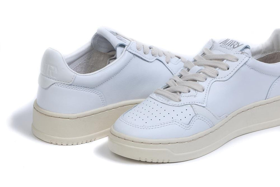 Low Man LL15 White / White