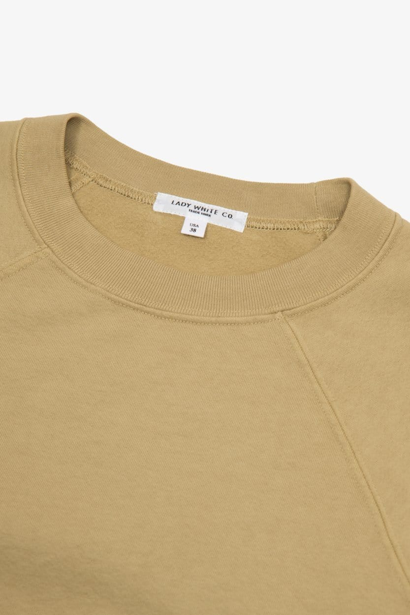 Jacob Sweatshirt Tan Birch