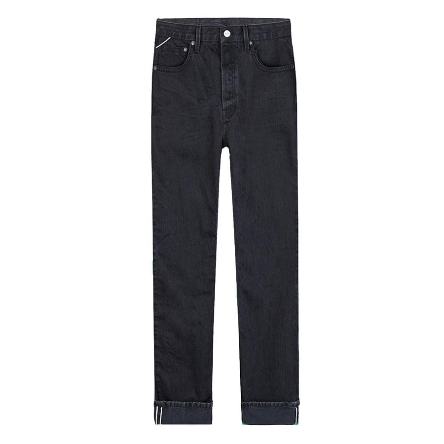 O.N.S AW20 Pants Mission Denim Straight Leg Black