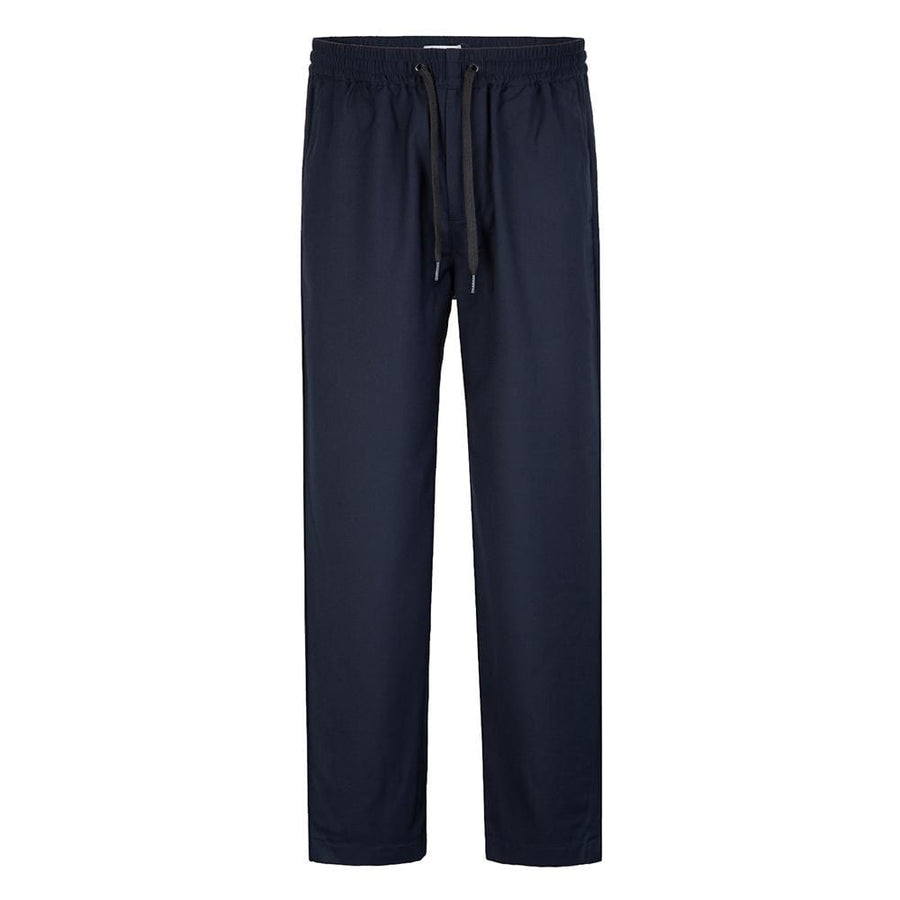 O.N.S AW20 Pants Emlyn Canvas Jogger Navy
