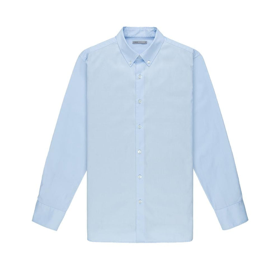 AW20 LS Shirt Fulton Pinpoint Oxford Lt Blue
