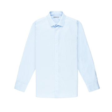 O.N.S AW20 LS Shirt Pinpoint Oxford Spread Collar Lt Blue