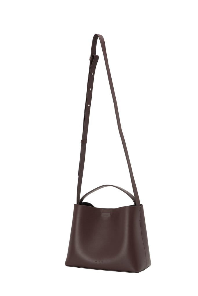 Mini Sac Warm Brown