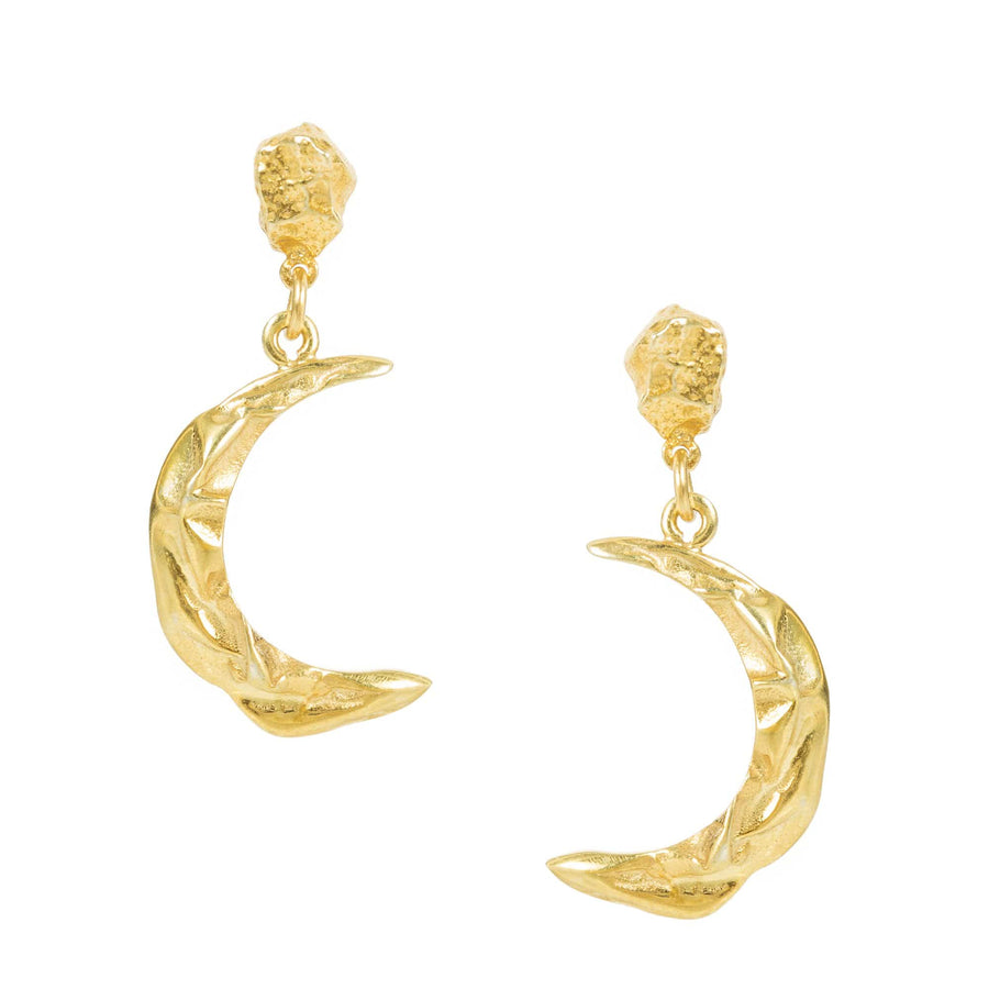 Melies Moon Earrings GP OS