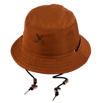 Bucket Hat Nylon Camel
