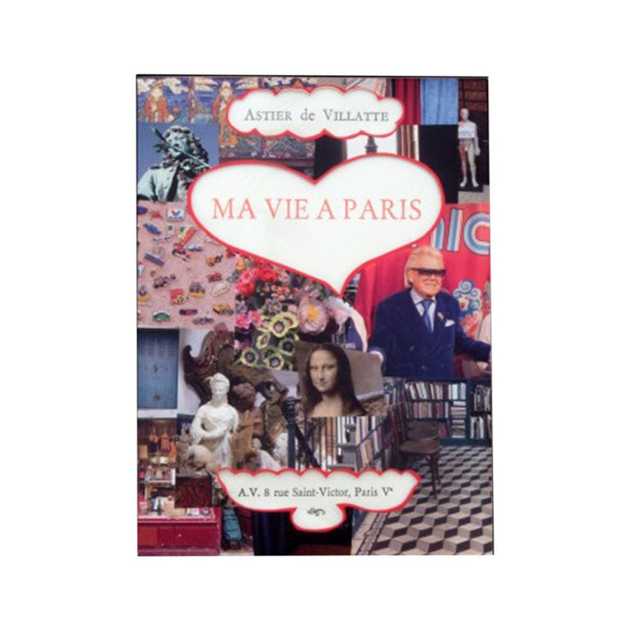 Astier de Villatte Ma Vie a Paris 2019 English 2nd