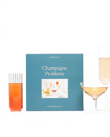 Puzzle Champagne Problems 500pcs