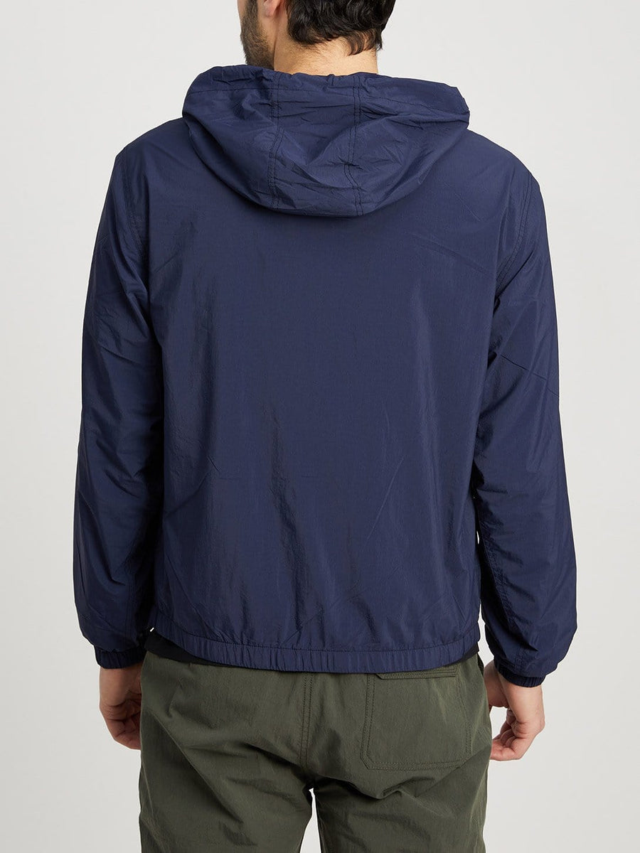 Jacket Lanier Hooded Navy