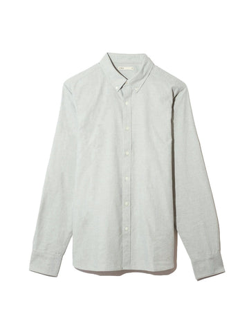 LS Shirt Fulton Oxford Light Green