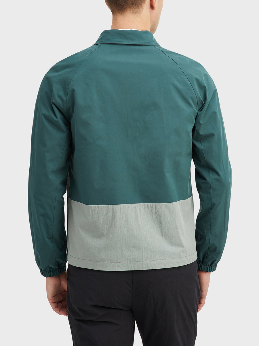 Hawthorne Reversible Jacket Seagrass Green