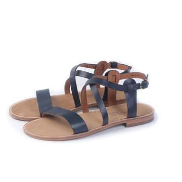 Flat sandals Beryl-Princess Blue