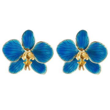 Asterids Earrings - 18K Gold Plated