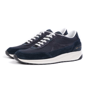Track Classic Multi Material Navy (men)