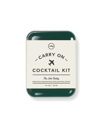 Carry On Cocktail Kit Hot Toddy