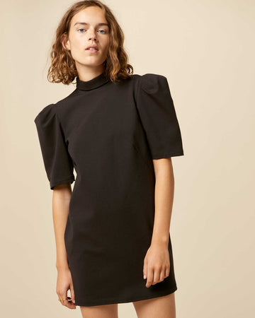 Sue Short Sleeves Dress Zan