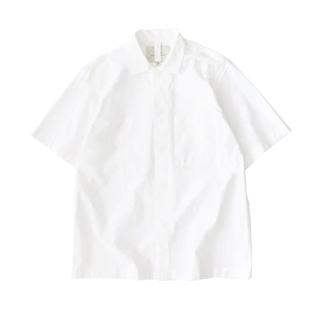 Short Sleeve Shirt Optic White