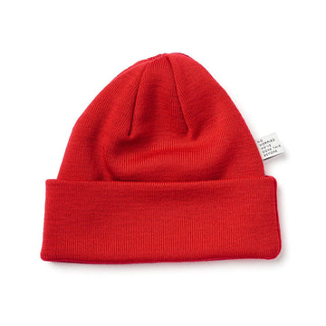 Permanents Beanie Red