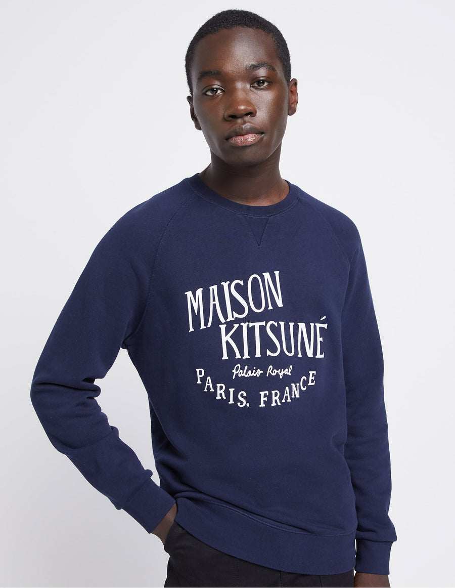Sweatshirt Palais Royal Classic Navy (men)