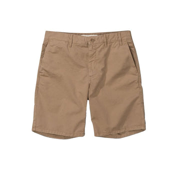 Aros Light Twill Shorts Utility Khaki