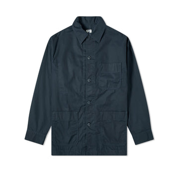 Adn Unlined Jacket Navy (Men)
