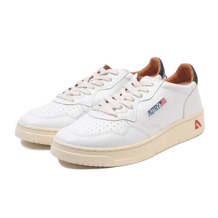 Low Man LN05 Leat/Leat Wht/Black