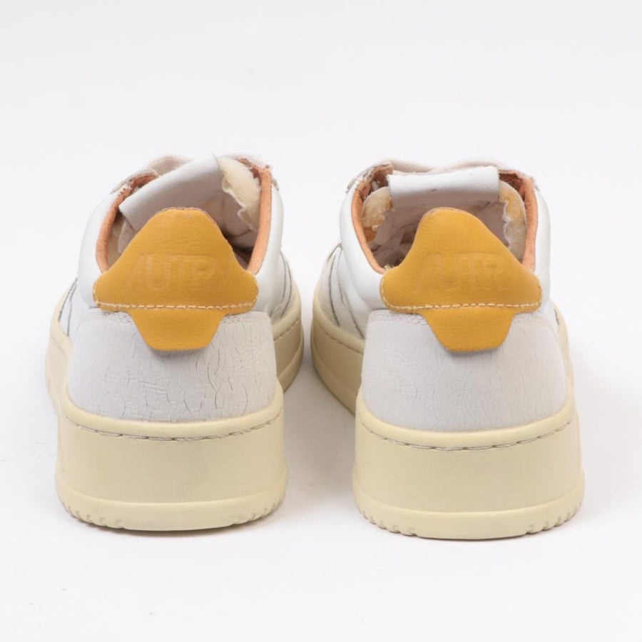 Low Man VC04 Crack White/Yelow