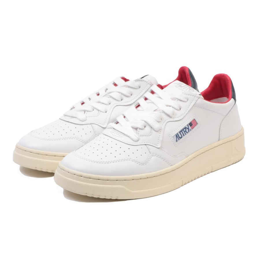 Low Man LN18 Leat White/ Dark Blue