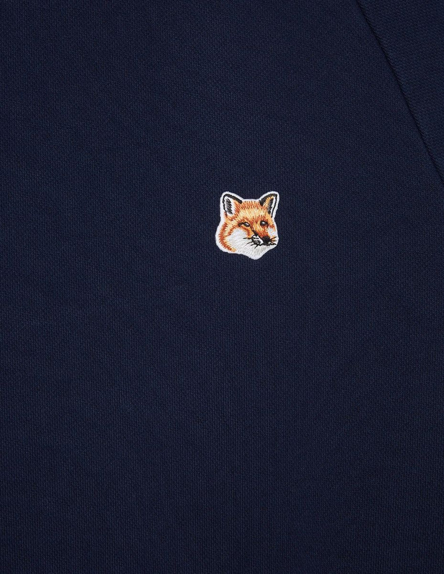 Sweatshirt Fox Head Patch Navy (Women)