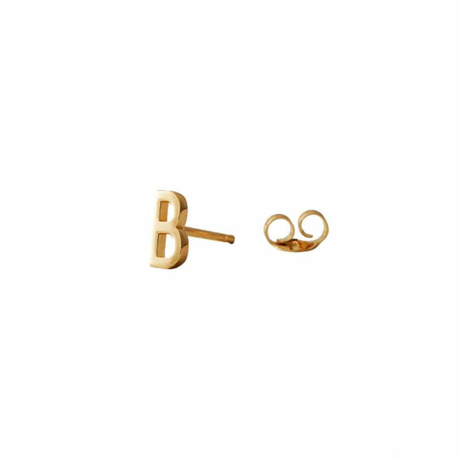 Earring Studs Archetypes Gold B