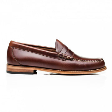 Larson Pull Up Dark Brown (men)