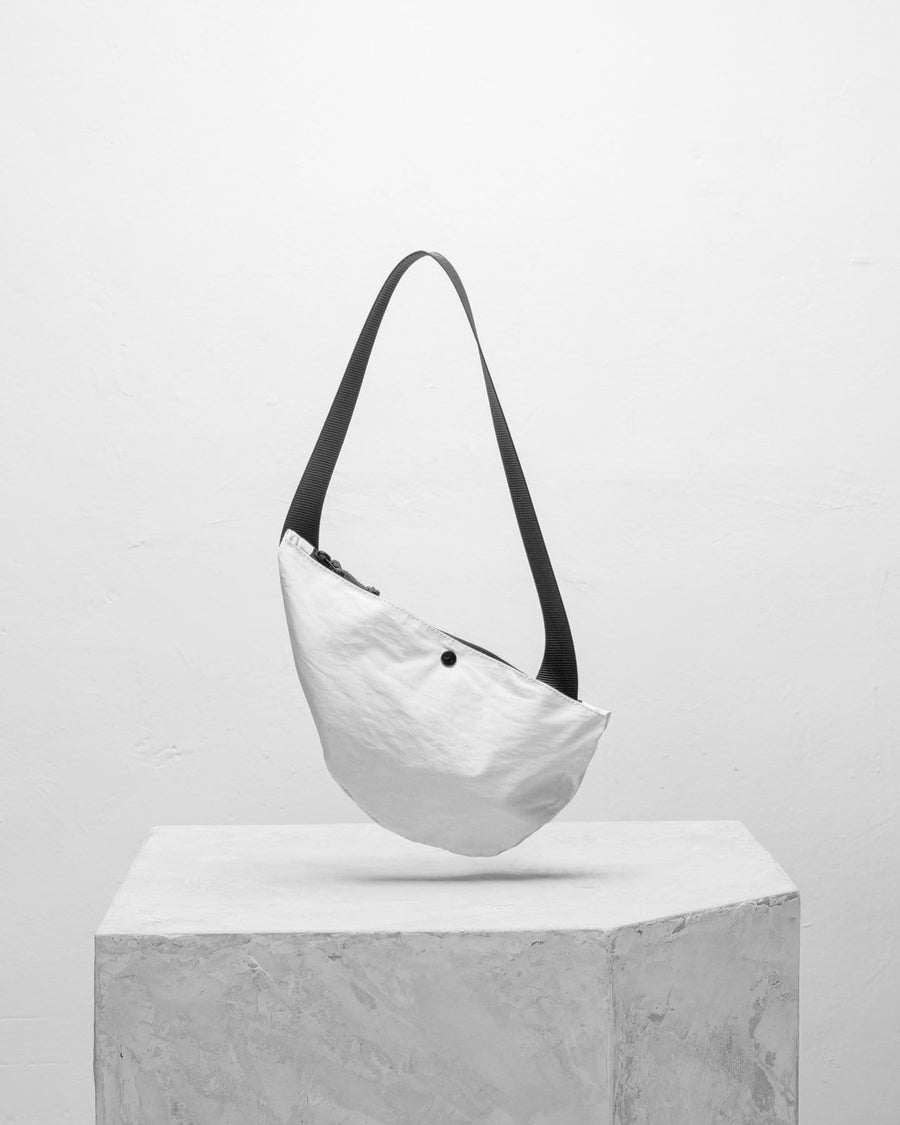 Crescent Bag White