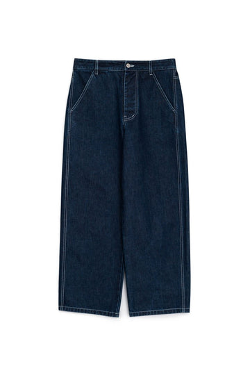 Barrel Jeans Ecru Denim